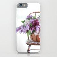 Bouquet of Beautiful - Lilacs  iPhone 6 Slim Case
