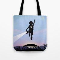 Green Lantern Kid Tote Bag
