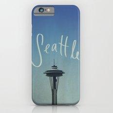 Seattle Slim Case iPhone 6s