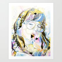 Intoxicate Art Print