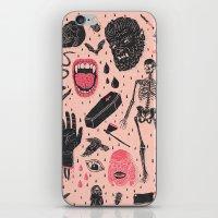 Whole Lotta Horror iPhone & iPod Skin