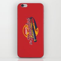 The Bounders iPhone & iPod Skin