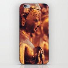 Swayambhunath Figures iPhone & iPod Skin