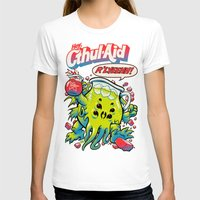 book T-shirts featuring CTHUL-AID by BeastWreck