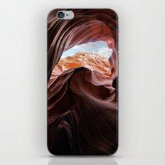 Antelope Canyon iPhone & iPod Skin