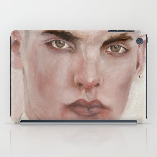 the chaser iPad Case