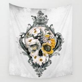 Wall Tapestry - Skull Still Life - RIZA PEKER