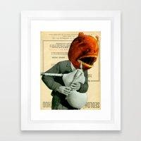 Air Supply Framed Art Print