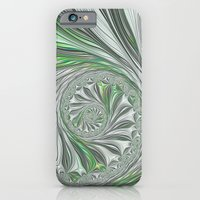 Green And Grey iPhone 6 Slim Case