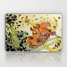 Ideia Noturna Laptop & iPad Skin
