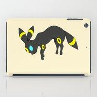 Umbreon iPad Case