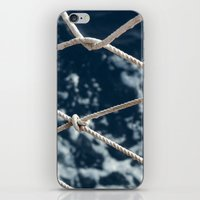 Nautical Rope iPhone & iPod Skin