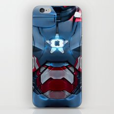 Iron/Patriot Body Armor. iPhone & iPod Skin