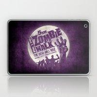 Zombie Walk Laptop & iPad Skin