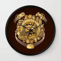 Awesome 90s Wall Clock