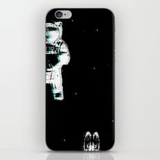 Spaced Dreams (Moon Traveler) iPhone & iPod Skin