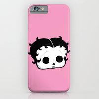 Betty Oops. iPhone 6 Slim Case