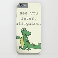 See You Later, Alligator… iPhone 6 Slim Case