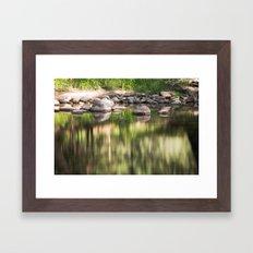 Merced River Framed Art Print