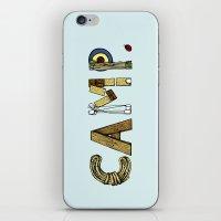 CAMP. iPhone & iPod Skin