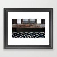 Jirye Artists' Colony 5 Framed Art Print