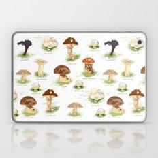 Edible Mushrooms Laptop & iPad Skin