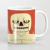 Fire And Bone Mug
