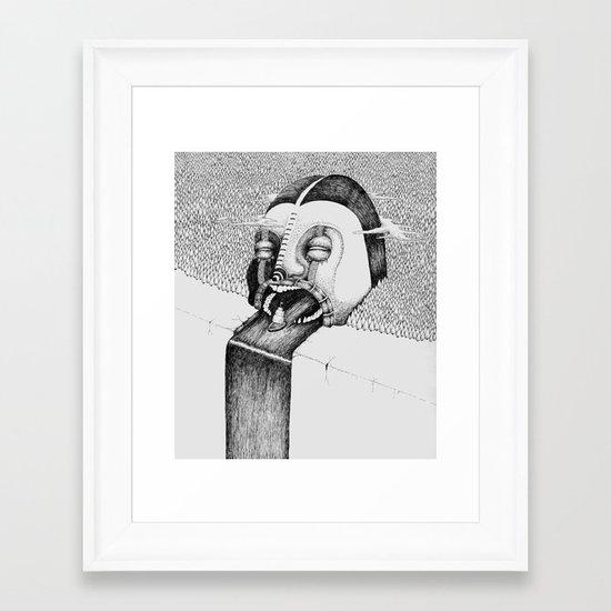 'Fall' Framed Art Print