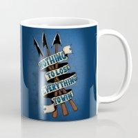 Nothing To Lose Mug