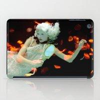 Girl Floating iPad Case