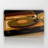 Victrola Laptop & iPad Skin