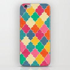 Morocco Bright iPhone & iPod Skin