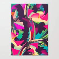 Free Abstract Canvas Print