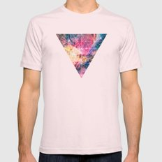 The awesome beauty of the Orion Nebula  Mens Fitted Tee Light Pink SMALL