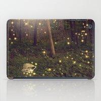 Fireflies iPad Case