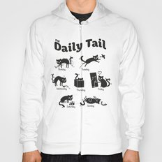 The Daily Tail Cat Hoody