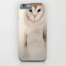 Owl in the fog Slim Case iPhone 6s