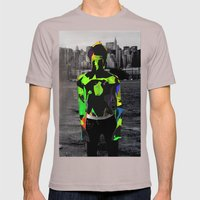 Boy Urban Mens Fitted Tee Cinder SMALL