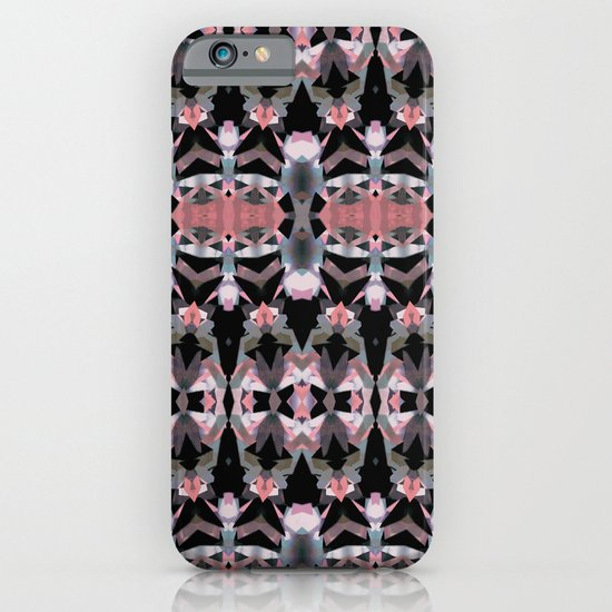 Tribal jungle iPhone & iPod Case