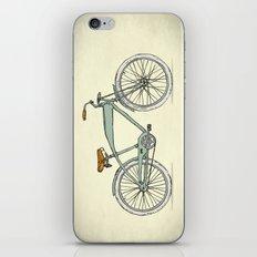 Retro-bicycles (1903) iPhone & iPod Skin