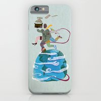 iPhone & iPod Case featuring Fuga - Escape by Gianluca Floris