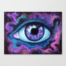 We Are All Made Of Stardust Canvas Print