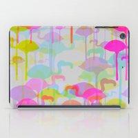 Flamingo Land iPad Case