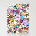 Dessert Stationery Cards