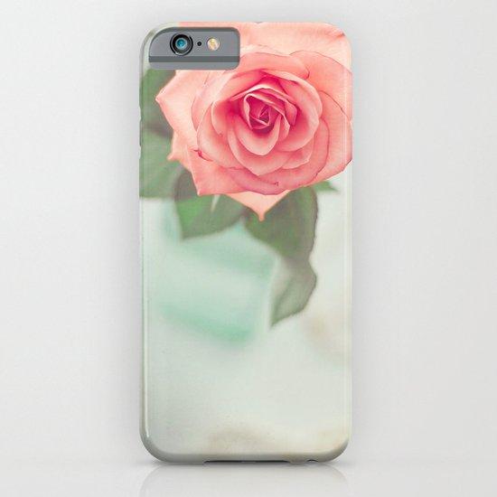 Fleur De L'amour iPhone & iPod Case