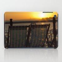 Sunset from Brighton Pier iPad Case