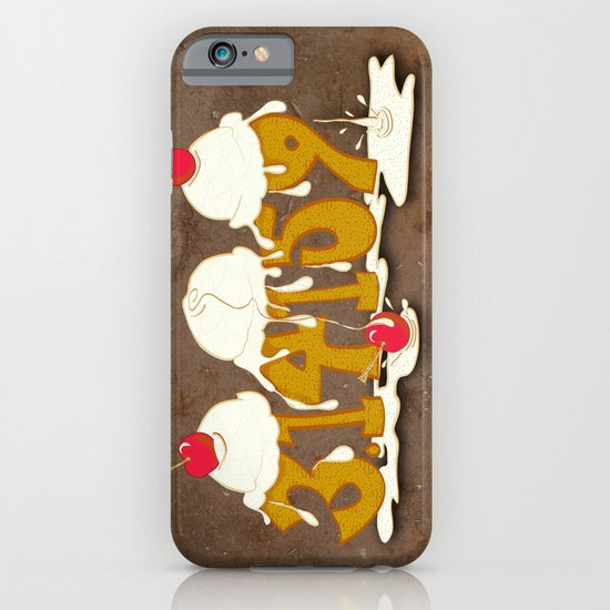 A Scoop of Pi iPhone & iPod Case