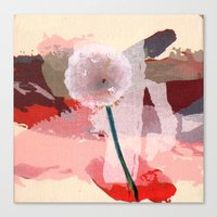 scatter, 1 Canvas Print