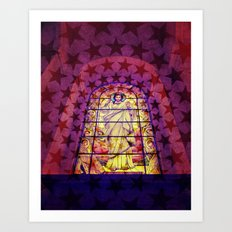 to save and preserve Art Print