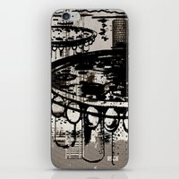 Architect Invader iPhone & iPod Skin